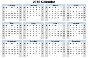 printable 2016 calendar template image 34