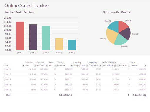 sales log template 2641