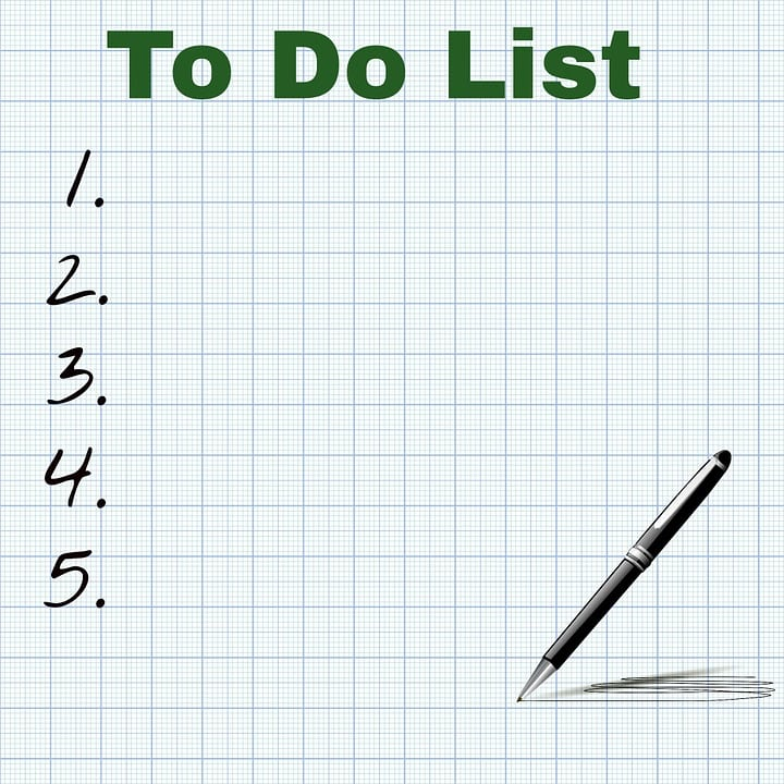 to do list template 41